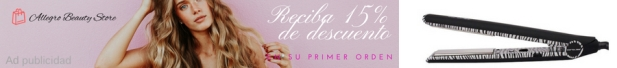 allegro beauty store ad banner