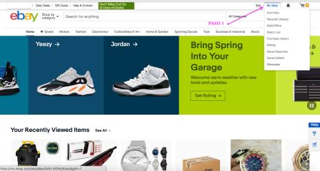 ¿Cómo Puedo Cancelar Una Orden en eBay? hablaximenez.com 1